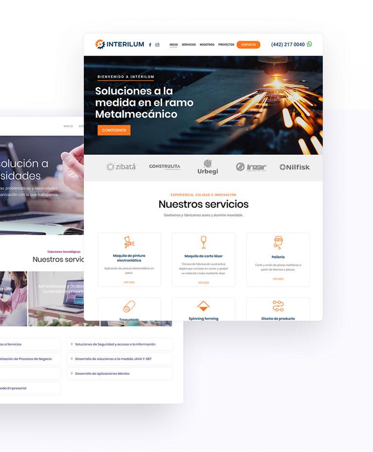 Diseño web Querétaro